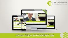Website Citak Immobilien