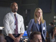 There's no denying Homeland took a major fall from grace last season, but based on the latest trailer for Season 4 it seems not all is lost for the. Homeland Season 4, Carrie Mathison, Damian Lewis, Morena Baccarin, Latest Trailers, Claire Danes, Fall From Grace, Tv Guide