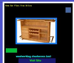 Build Your Own Home Bar Free Plans 200607 - Woodworking Plans and ...