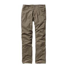 The Patagonia Men's Tenpenny Pants are multifunctional and multi-seasonal pants with a road-ready design that blends comfort and utility. Check 'em out.
