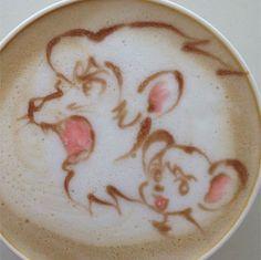 Latte Art \