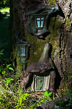 More fairy houses <3