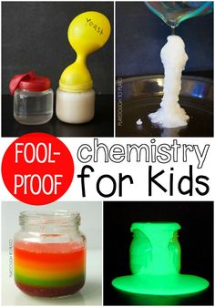 Tons Of Foolproof Chemistry Projects For Kids Great Inspiration Science Fair