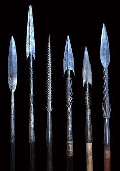 Sudanese spears