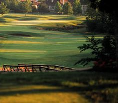 Deer Creek Golf Club was designed by Robert Trent Jones, Jr. Wandering through dense trees and crossing over the creek often, beautiful views makes this course a wonderful experience.