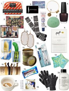 20 STOCKING STUFFERS FOR HER  //  PIXELS & PLAYBOOKS