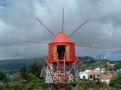 Moinho de vento   Fotografia de Samuel Duarte   Olhares.com