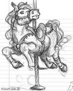 1000+ ideas about Carousel Tattoo on Pinterest | Horse Tattoos ...