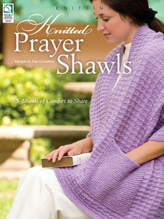 prayer shawl | Free Crochet Pattern – Offset Shell Prayer Shawl from the Shawls