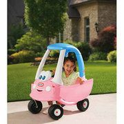 Little Tikes Princess Cozy Coupe 30th Anniversary Edition. Man I hope I can find this ASAP!