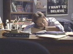 I want to believe #Mulder #XFiles #XF