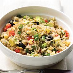 Mexican Quinoa Salad for 1