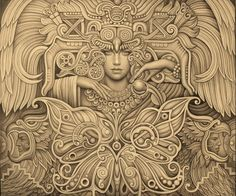Art Chicano, Cholo Art, Aztec Symbols, Mayan Symbols, Aztec Warrior Tattoo, Aztec Drawing, Mexican Art Tattoos, Aztec Tattoo Designs, Prison Art