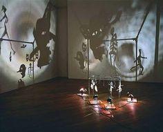 Christian Boltanski Théâtre d'ombres (Theatre of Shadows)