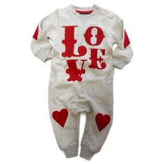 A cute and cosy Rock Your Baby growsuit