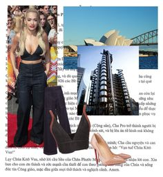 """""""Black"""" by fashion-cdlii ❤ liked on Polyvore featuring moda, Marni y Christian Louboutin"""