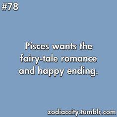Pisces romance