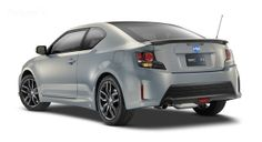 Scion TC Sports Coupe.