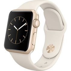 Apple Watch Sport 38mm Rose Gold Aluminum Case Lavender Band MLCH2LL/A 2 YrsWarr #Apple