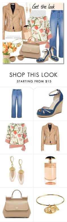 """Get the look"" by vkmd on Polyvore featuring TIBI, L.K.Bennett, Billie & Blossom, Balenciaga, BCBGeneration, Prada, Dolce&Gabbana, Moschino, Yves Saint Laurent and GetTheLook"
