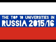 Which are #Russia's top 10 universities in 2015/16? Check them out now! #QSWUR #edu