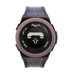 Connect Smart Watch with Croco-E - View All Women's Watches - Kenneth Cole