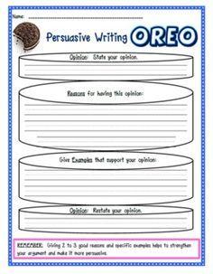 Persuasive writing templateuld also modify for paragraph a persuasive writing mini unit pronofoot35fo Choice Image