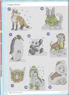 (2) Gallery.ru / Фото #34 - The world of cross stitching 184 - WhiteAngel
