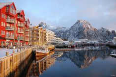 Svolvær 6 | Flickr - Photo Sharing! Simply magic!!!