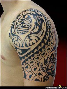 #Tattoo #Maori