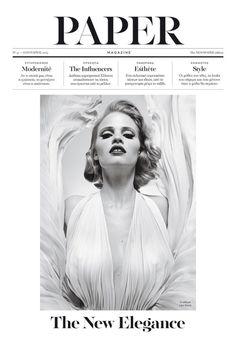 magazinewall:  Paper Magazine (Grèce / Greece)