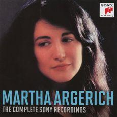 알라딘: [수입] 마르타 아르헤리치 - 소니 클래시컬 녹음 전집 (Sony, RCA, Ricordi) [5CD] - 베토벤 : 피아노 협주곡 2번 / 프랑크 : 바이올린 소나타 / 슈만 : 환상소품 외