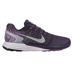 e5b9d71ca6142 Nike Womens Lunarglide 7 Flash Running Trainers 803657 Sneakers Shoes (us  black reflective silver pure platinum