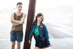 Purity Ring - Primavera Sound 2012 Portraits and Candids | Photos | Pitchfork