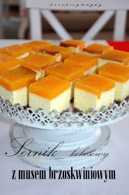 Polish Recipes, Polish Food, Cheesecakes, Food To Make, Delicious Desserts, Food And Drink, Fruit, Eat, Cooking