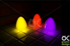 Light eggs