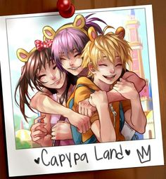 Aww... I love this anime