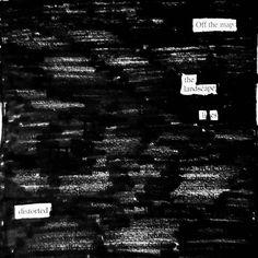 Beyond  #newspaperpoem #erasurepoetry #blackoutpoetry #amwriting #poetry #newspaperblackout #newspaperpoetry #blackoutpoem #blackoutcommunity #makeblackoutpoetry #writersofig #poetsofig #artfromart