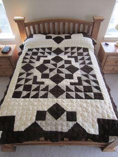 Casablanca Crochet Quilt - DONE 2012