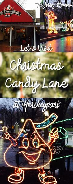 a review of christmas in hershey christmas candy lane part 1 - Christmas At Hershey