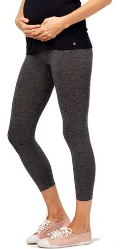 Emelia Fleece Lined Leggings Navy Black M 12-14 L 16-18 uk