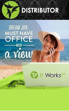 It Works Global is always hiring!!! It's up to you to make the  choice to work smarter nor harder! Call/text 951-345-2321 or go to wrapitupwithNadia.myitworks.com and sign up today as a distributor!!