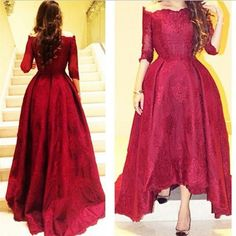 Find More Evening Dresses Information about Burgundy Long Prom Dresses 2016 Half Sleeves Evening Party Off The Shoulder Ball Gown Custom Made Plus Size Evening Dress,High Quality gown dress,China gown pink Suppliers, Cheap dress review from Galaxy Wedding Dress Co., Ltd. on Aliexpress.com