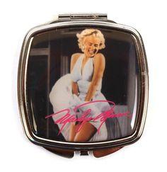 Marilyn Monroe compact mirror.