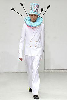 Walter Van Beirendonck - Spring 2013 Menswear - Look 33 of 34