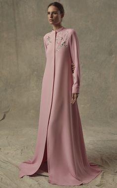 007415fe0 Moda Exclusive Full Sleeve Embroidered Silk Caftan