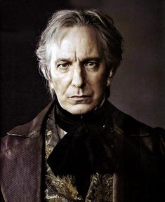 Judge Turpin, Sweeney Todd  Not the biggest fan of Burton's Sweeney Todd but Alan Rickman was inspired casting