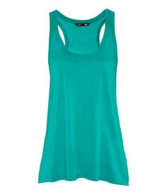 $5.95 turquoise top AND white :) H