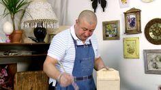 Смотрите в выпуске: Натуральная древесина. Штучная работа - Своеобразный мастер-класс в процессе которого мастер того или иного вида рукоделия (лэмфорк, деку...