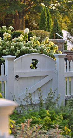 The Enchanted Cove. Garden Gate
